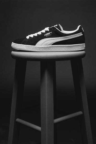 PUMA Suede 50th Anniversary Campaign 2017 2018 Tommie Smith