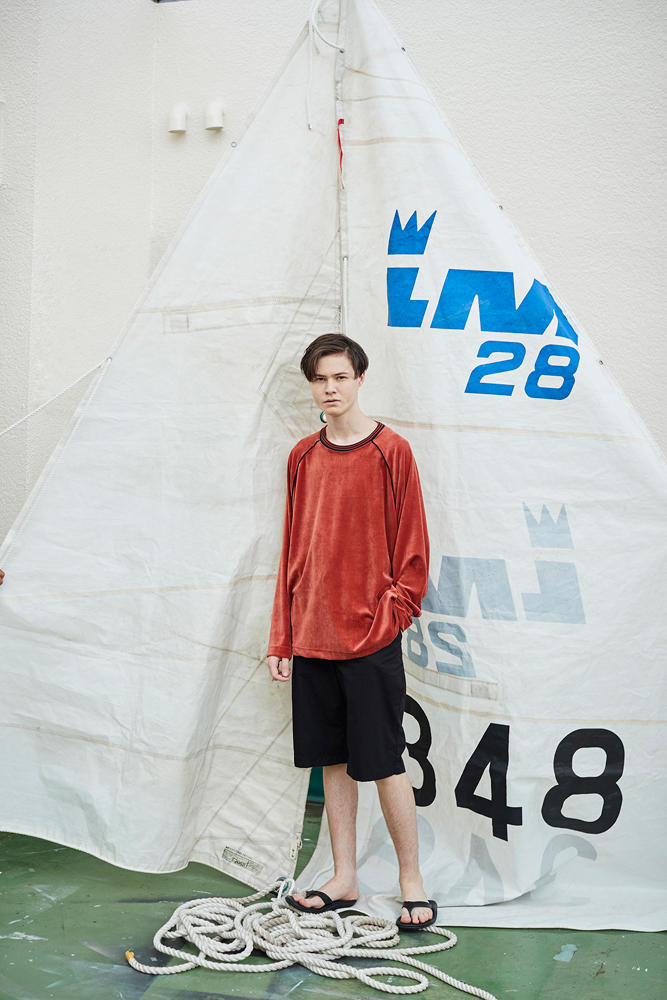 Ravenik Spring/Summer 2018 Resort Collection Tokyo Streetwear