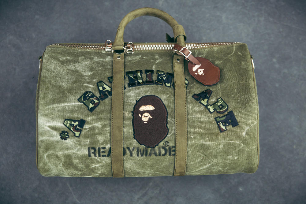 READYMADE Maxfield LA A BATHING APE BAPE Fear of God