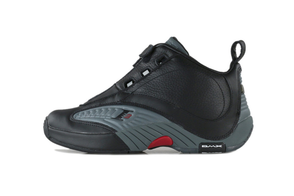 Reebok Brings Back Allen Iverson s Answer IV in Black 9babaceae
