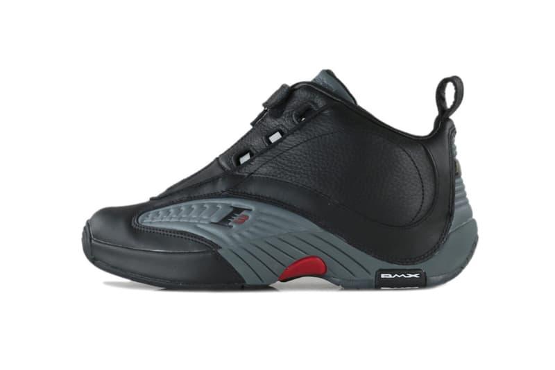 f7ec5cd399a Allen Iverson Reebok Answer IV Black 2017 Retro October Fall Release Date  Info Sneakers Shoes Footwear