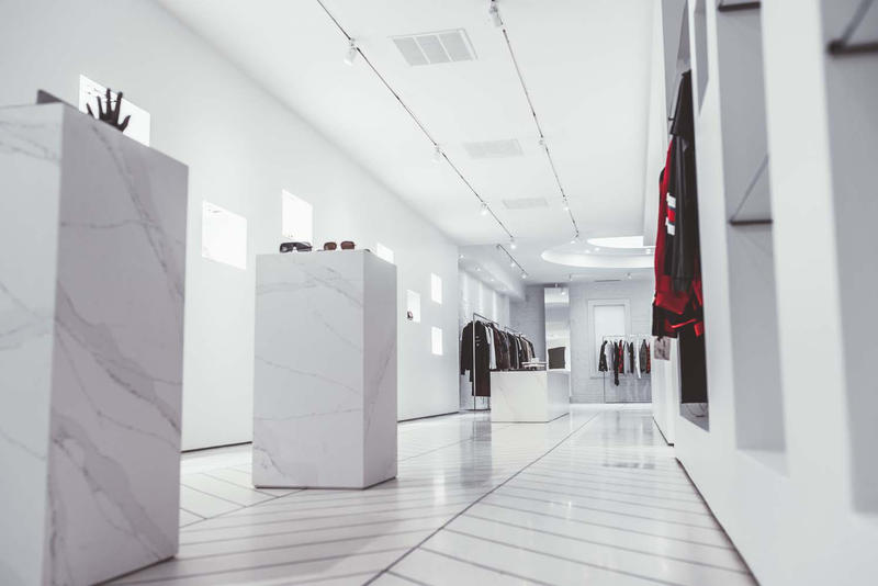 Reign & Samsung's New Retail Shop in NYC