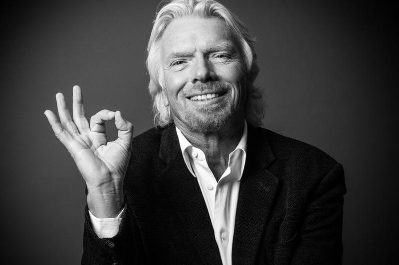 Richard Branson 1 Billion USD Dollars Space Company investment Saudi Arabia