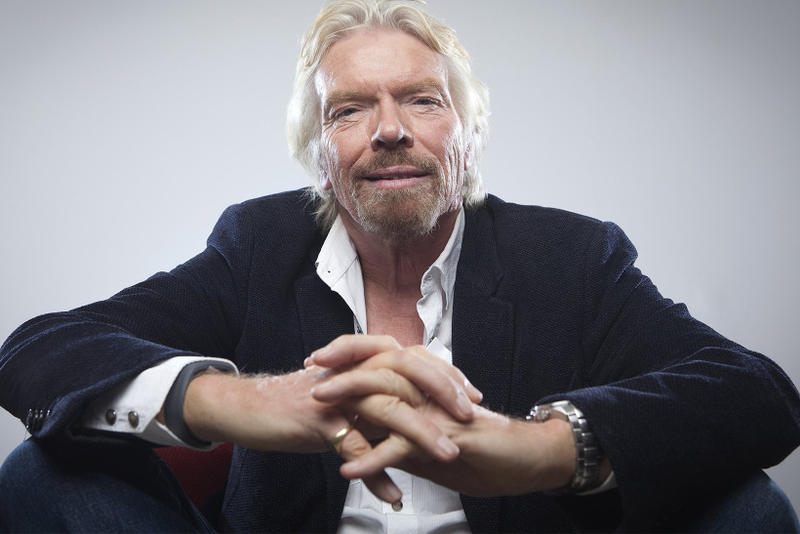 Richard Branson Virgin Hyperloop One Investment 2017 October 12