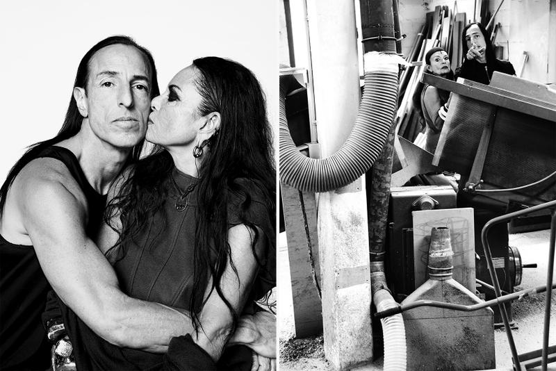 Rick Owens Michele Lamy Fashion Together Lou Stoppard Rizzoli SHOWStudio
