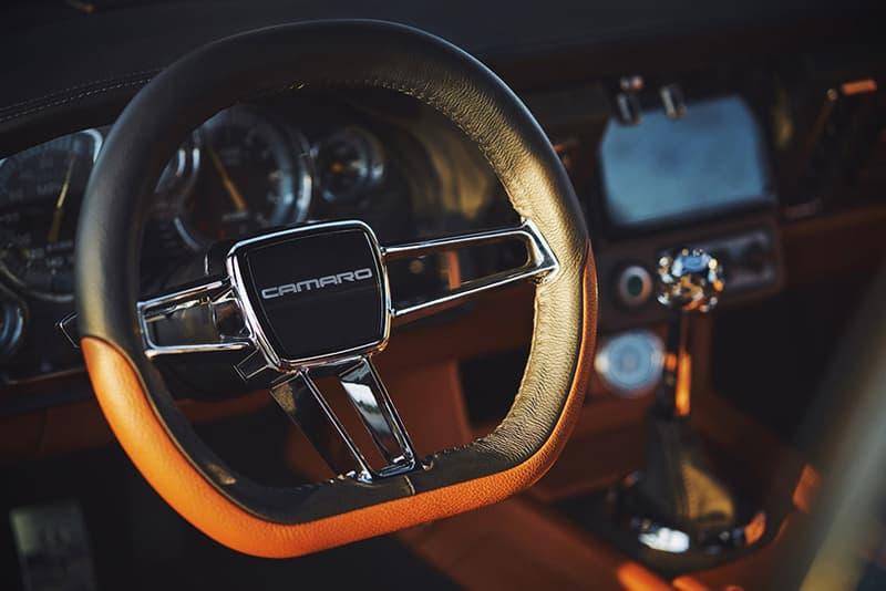 "Ringbrothers Customizers 1969 Chevy Camaro ""G-CODE"" Custom Car"