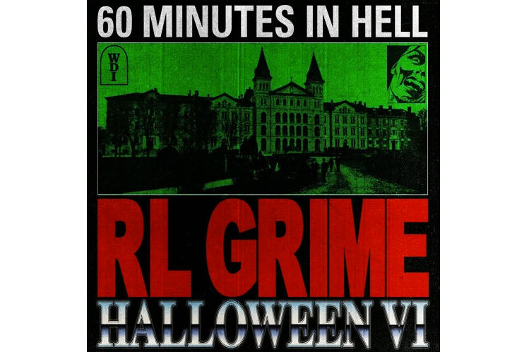 RL Grime 2017 Halloween Mix Stream