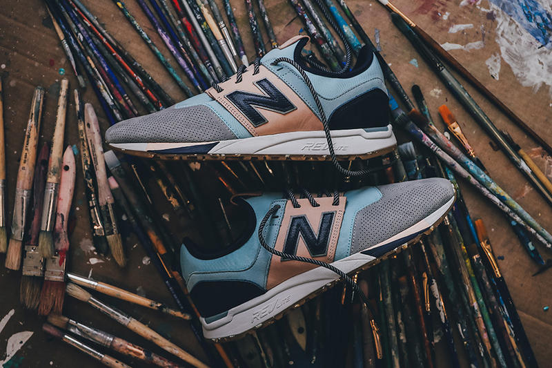 Ron English VILLA New Balance 247 The Collective Collaboration 2017 October 21 Release Date Info sneakers shoes art artistic