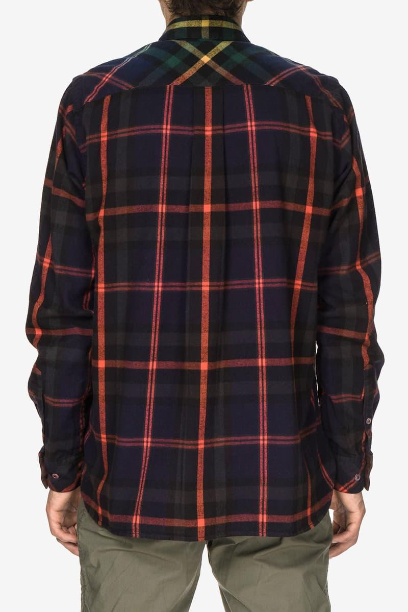 sacai Flannel Shirt
