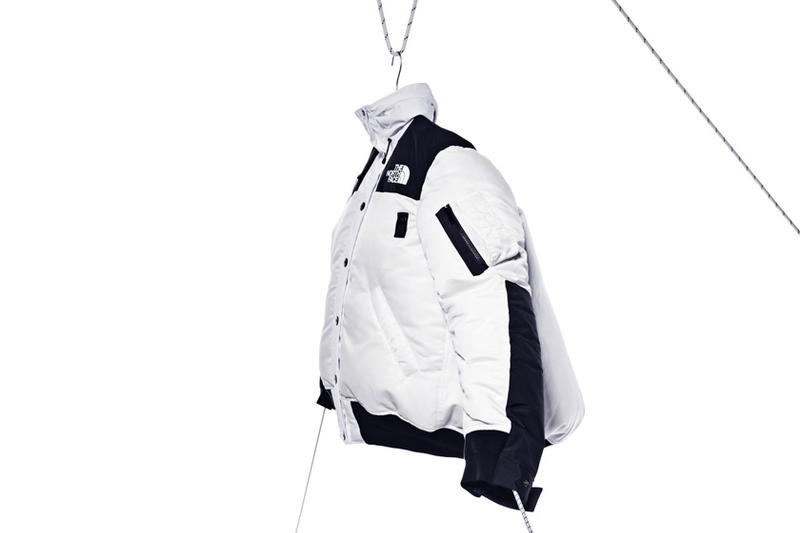 sacai The North Face Chitose Abe