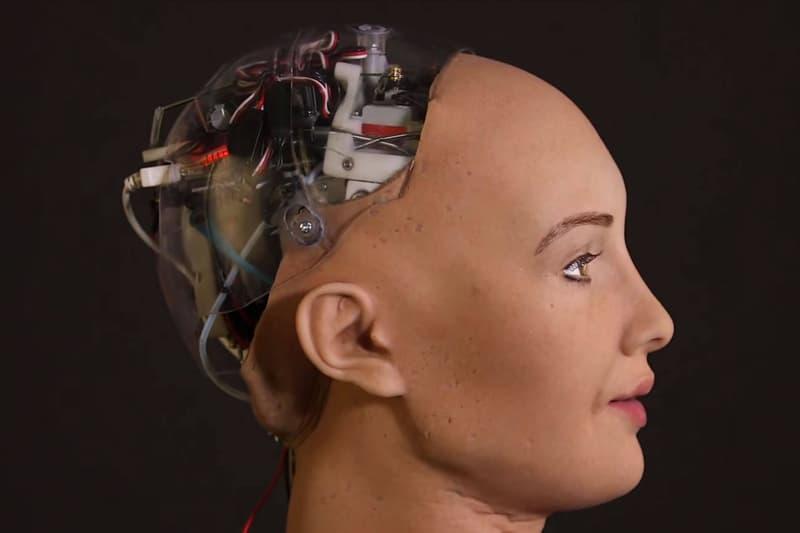 Saudia Arabia Hanson Robotics Sophia Artificial Intelligence Technology