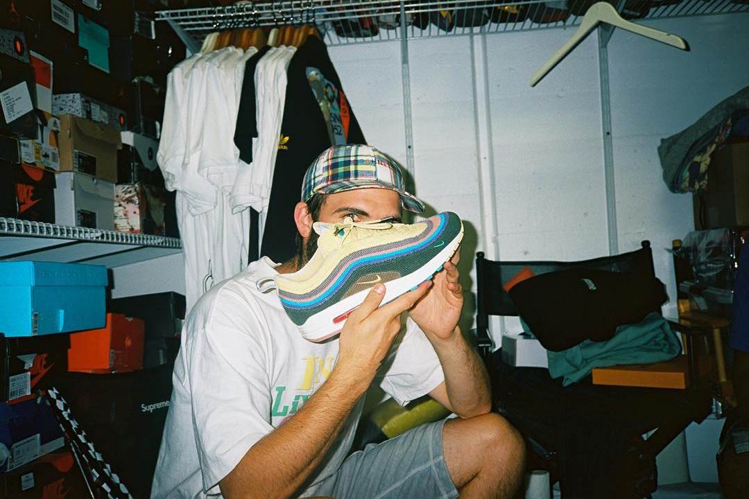 Sean Wotherspoon's Nike Air Max Release