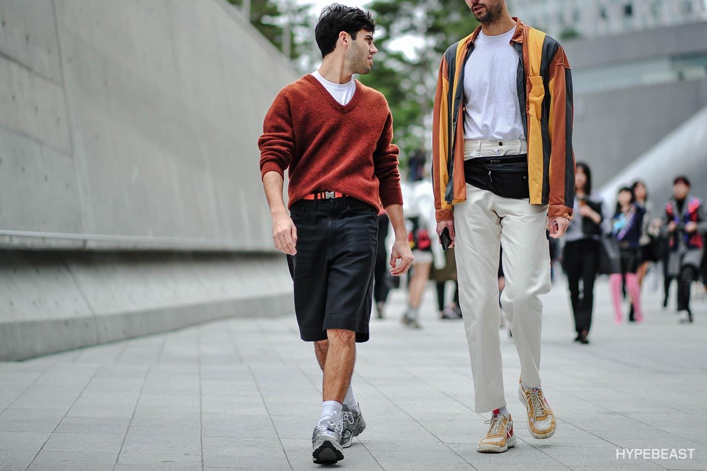 Seoul Fashion Week Spring Summer 2018 Street Style Hypebeast