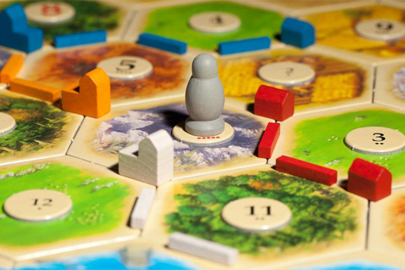Settlers of Catan Sony Movie