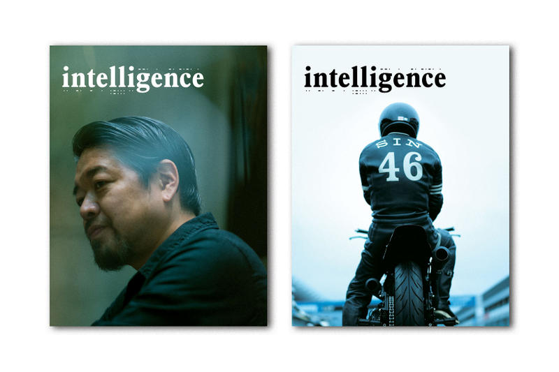 Shinsuke Takizawa Specimen Research Laboratory intelligence Magazine Issue 5 Cover NEIGHBORHOOD plants NBHD Motorcycle