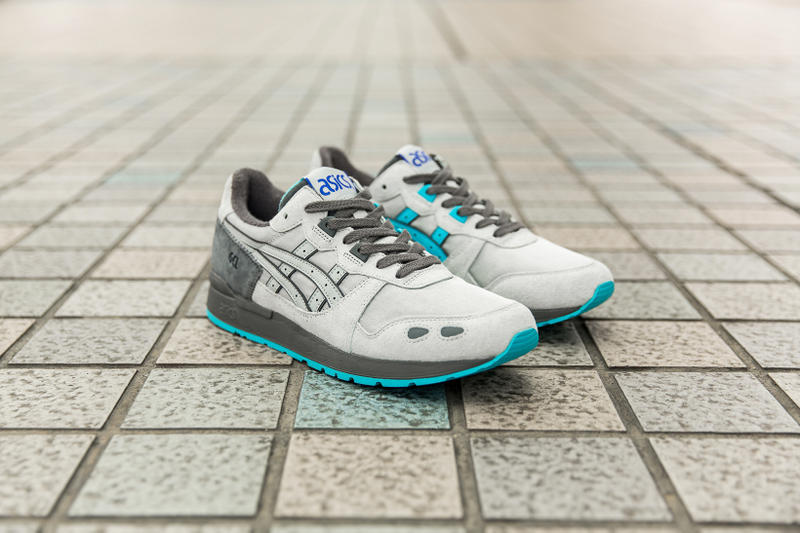 "size? ASICS TIger ""Japanese Baseball"" GEL-Lyte OG Collaboration Footwear"