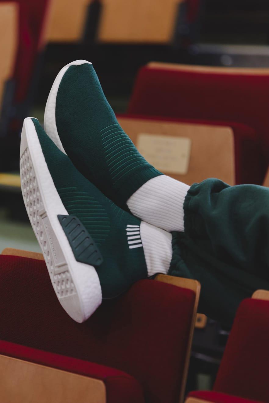 Sneakersnstuff x adidas NMD CS2 Class