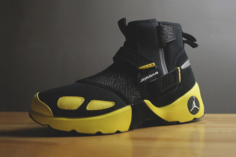 d4ccd9bd8a8a SoleFly   Jordan Brand Prepare to Unleash the Trunner LX High