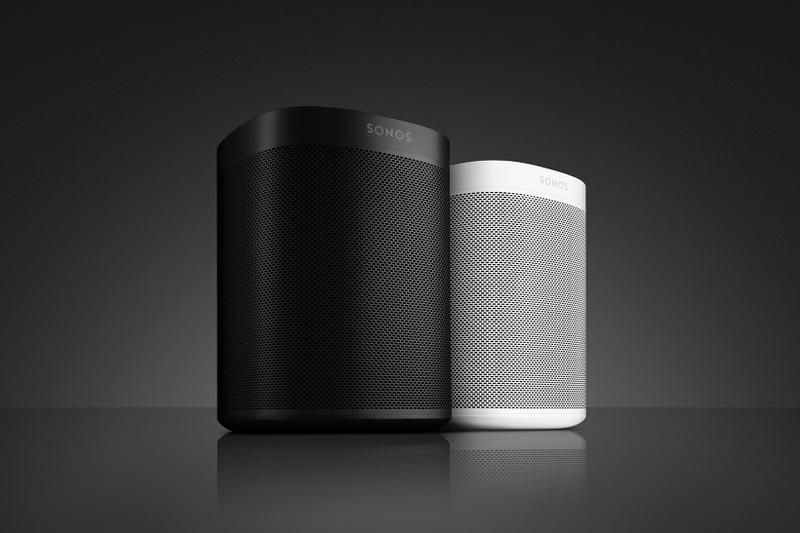 Sonos One Speaker Amazon Alexa Certification App Apple HomePod Google Home Amazon Echo
