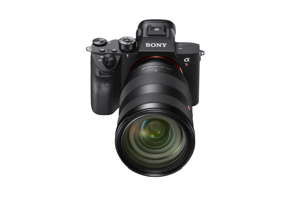 Sony A7R Full Frame Mirrorless Camera Alpha Technology Device Gadget Photography