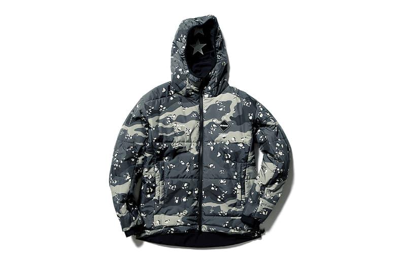 F.C.R.B.  F.C.Real Bristol SOPH. SOPHNET. Polartec Fleece Capsule Collection 2017 October 23 Release Date Drop Info Japan