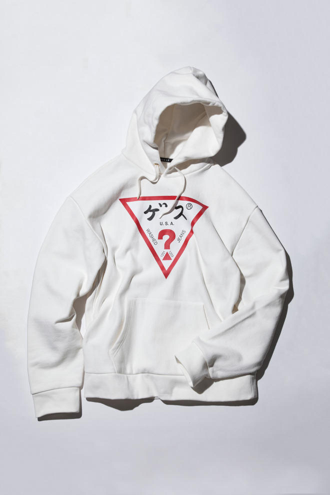 GUESS Exclusive for SOPH. Capsule Collection Collaboration Japan SOPHNET. Release Info Drop November 2