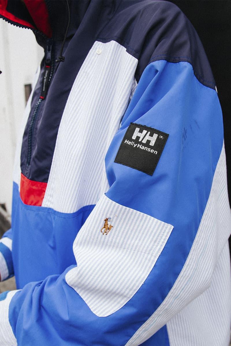 Souvenir Works Jackets Helly Hansen Aquascutum Polo Ralph Lauren Columbia Graphic Tees