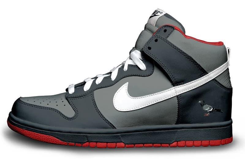 Jeff Staple Nike Dunk SB High Pigeon Hi Retro Release Drop Info Leak SB