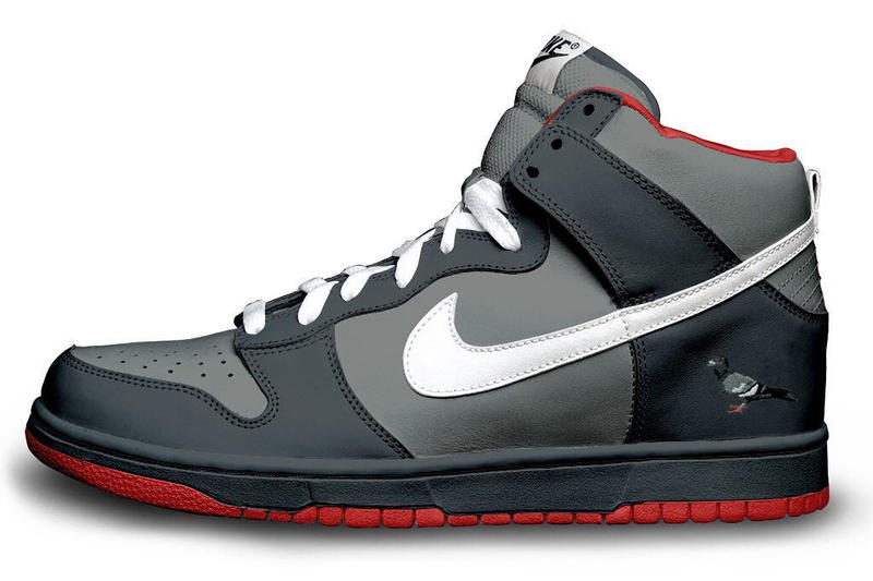 Jeff Staple Nike Dunk SB High Pigeon Hi Retro Release Drop Info Leak SB