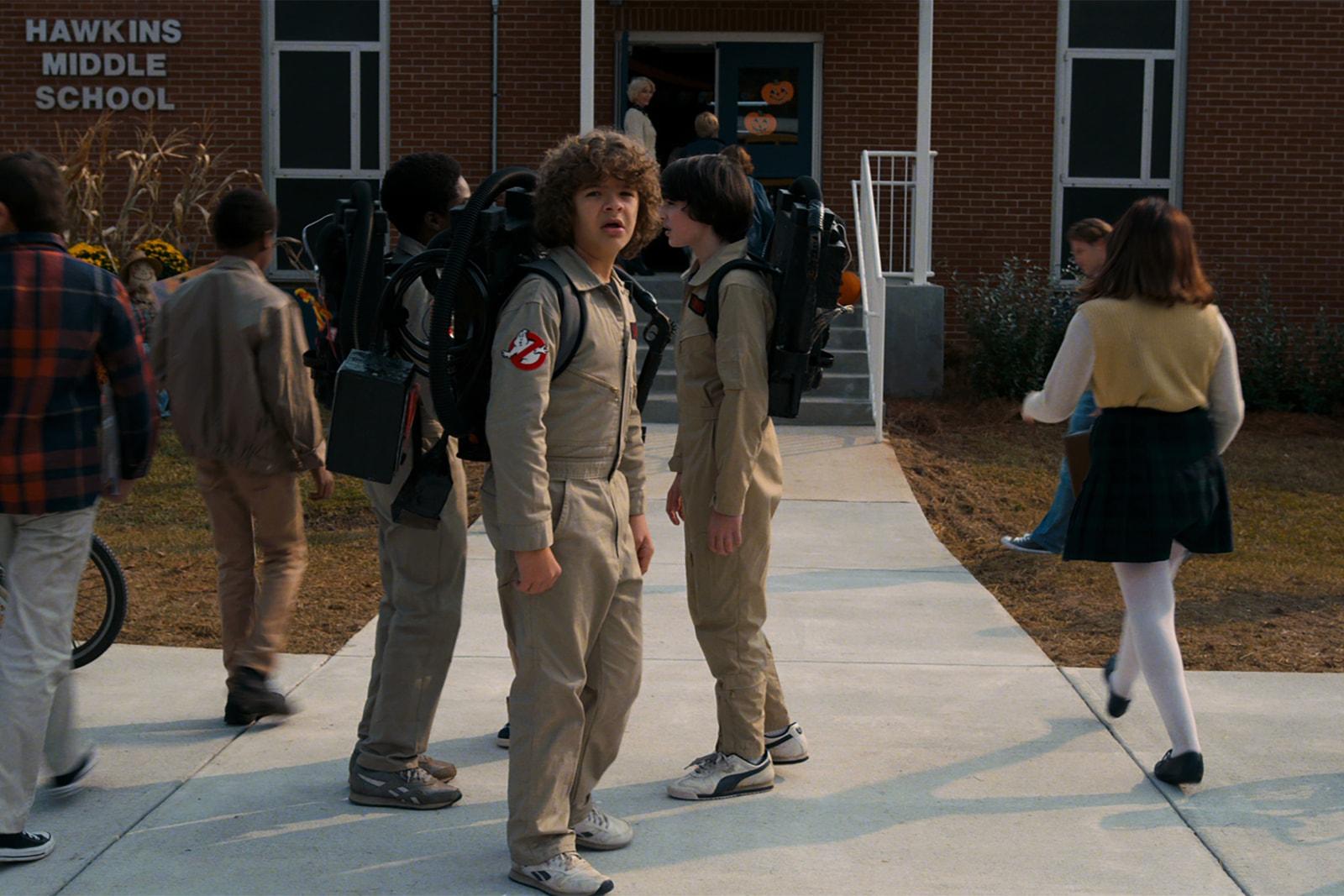 Stranger Things Season 2 Netflix 2017