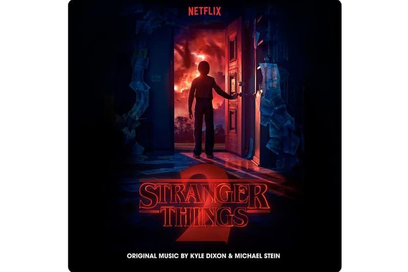 Stranger Things 2 Soundtrack Netflix Apple Music