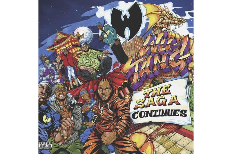 Wu-Tang Clan The Saga Continues RZA Mathmatics Redman Sean Price Stream New Album