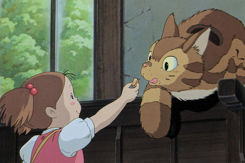 Studio Ghibli My Neighbor Totoro Sequel Mei and the Kittenbus Short Film Hayao Miyazaki