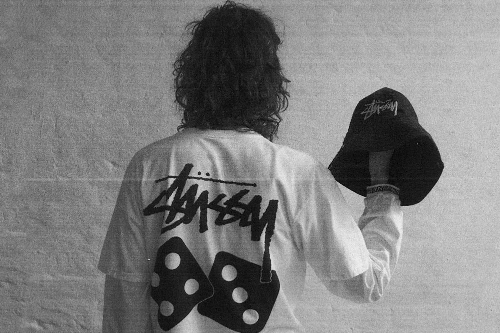 Stüssy New York Pop-Up Archive Sale Collaboration Rare Chapter Stores Great Jones Street