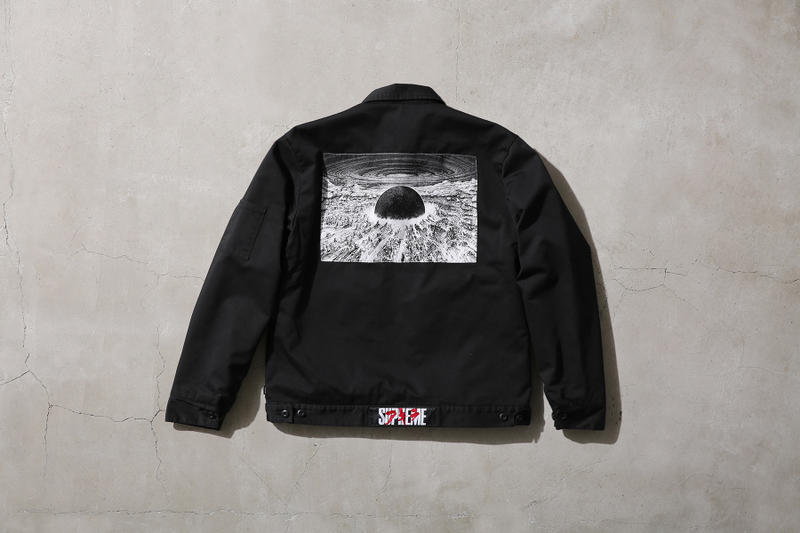 Supreme x 'Akira' 2017 Fall Collection