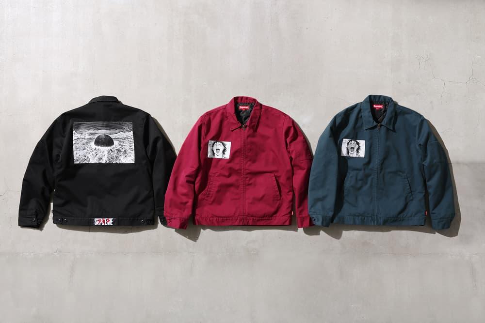 Supreme x 'Akira' 2017 Fall Collection