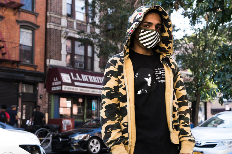 Supreme Brooklyn Williamsburg Streetsnaps Recap Street Style