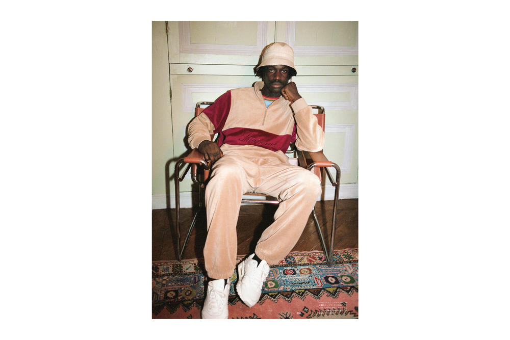 Supreme Fall/Winter 2017 POPEYE Magazine Editorial