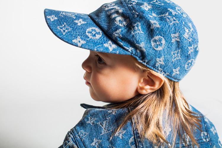 da7c8152f73 Supreme x Louis Vuitton's Denim Range Gets the Kidswear Treatment