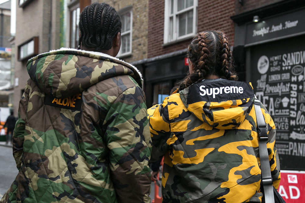 Supreme Nike 2017 London Drop 9 Street Style Photos Streetsnaps