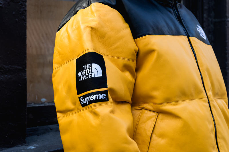 Supreme The North Face New York City Fashion Apparel Streetwear Jackets Clothing Accessories Streetsnaps Highlights
