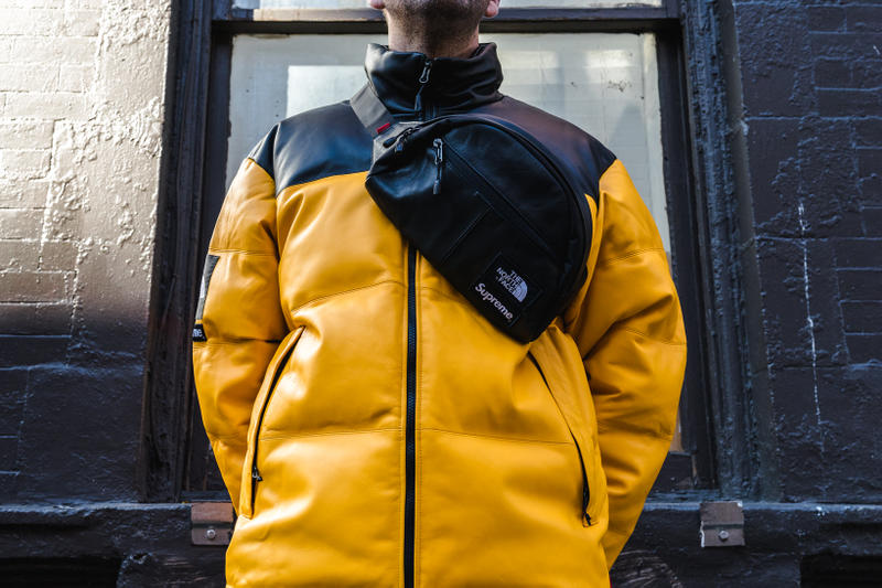 Supreme X The North Face October 2017 Nyc Drop Hypebeast