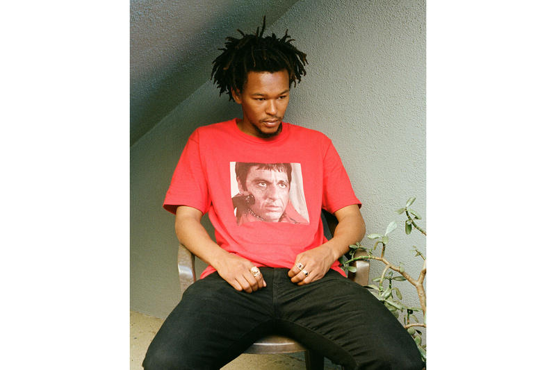 Nakel Smith Supreme Scarface Red T-Shirt