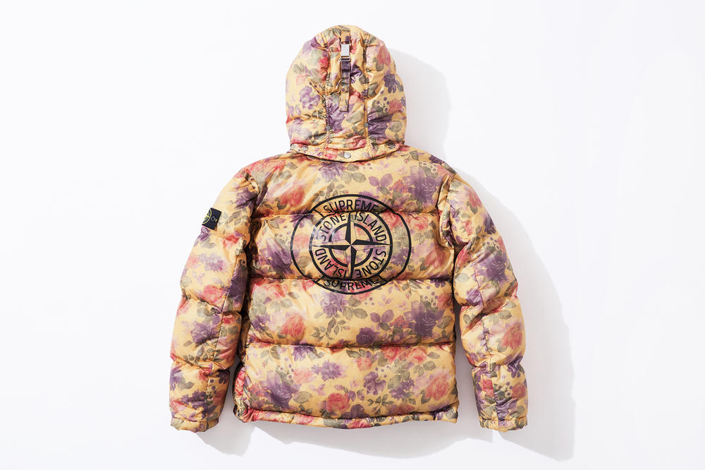 Supreme x Stone Island Fall 2017 Collection