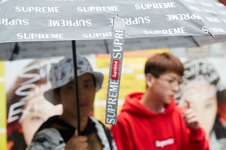 buy popular 325fd 7996c Supreme x Stone Island Fall/Winter 2017 Japan | HYPEBEAST