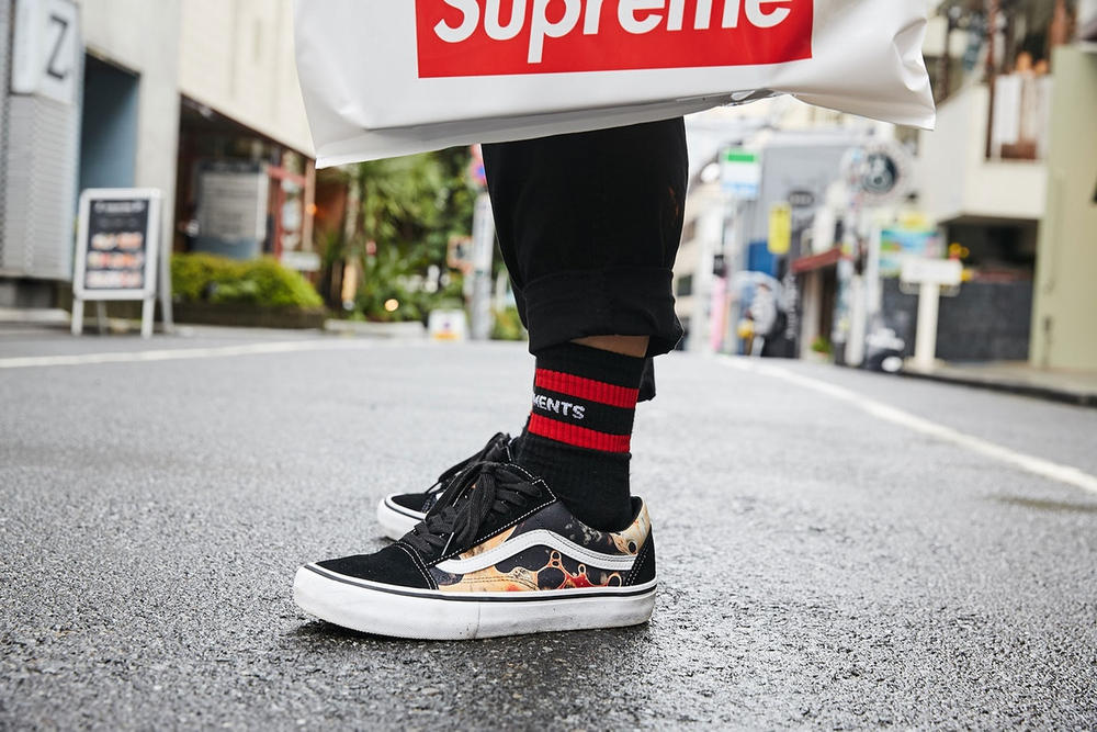 Supreme Shibuya Stone Island Streetwear Apparel Clothing Footwear Nike Shoes Sneakers