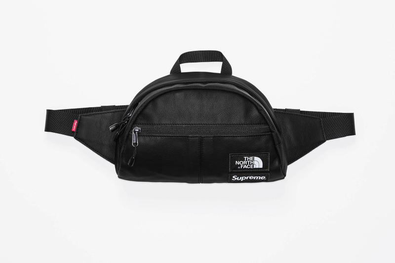 Supreme x The North Face 2017 Fall Black Daypack