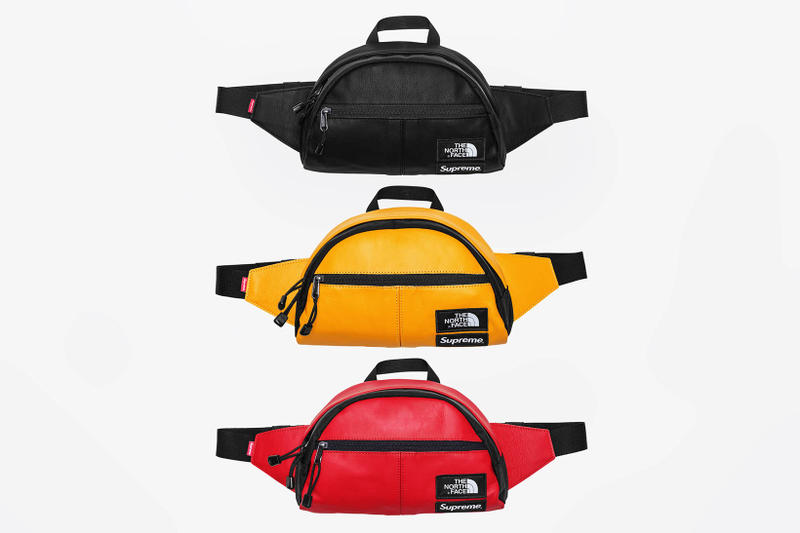 Supreme x The North Face 2017 Fall Group Daypack