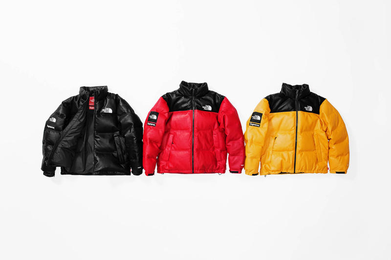 Supreme x The North Face 2017 Fall Group Jacket