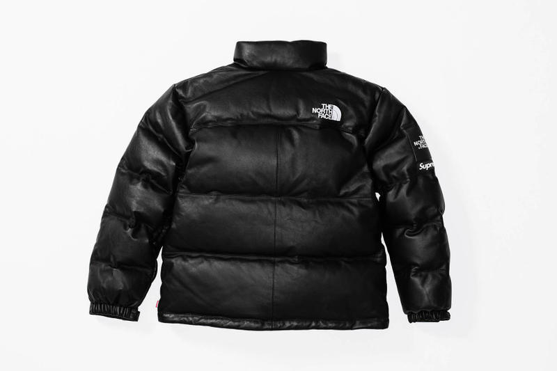 Supreme x The North Face 2017 Fall Black Jacket
